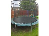 10 foot trampoline free