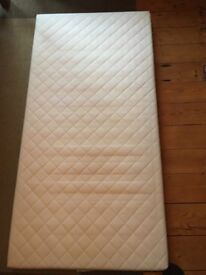 Mothercare Foam Baby Mattress with Removable Cover - Shope Price £40 on Sale for £7