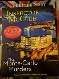 Inspector McClue Murder Mystery Game 2
