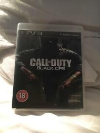 COD Black Ops for ps3