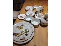 Royal Worcester Evesham (Miscellaneous items)