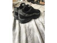 Air Max 95 black and grey! Size 7