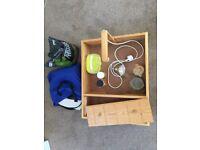 Tortoise Table and Starter Kit