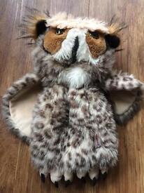Daphne Owl Headcover