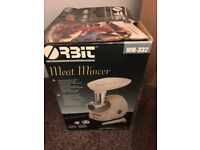 Electric Meat Mincer Brand New