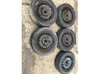2002 Ford Mondeo Steels Wheels Rims Alloys 205 55 R16 205/55 16