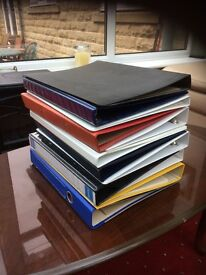 A4 Ring Binders for sale