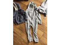 Mothercare and fat face kids clothes 4-5