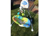 Fisher Price baby swing / rocker