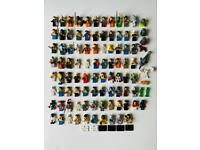 Genuine Lego Minifigure collection