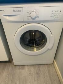 Free washing machine, collection only