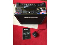 BLACKSTAR HT5 guitar amp combo, great valve overdrive, great condition