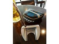 New Oddysey Golf Putter White Hot RX New