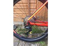 "CUBE LTD PRO SL 27.5 650B Brand New 18"" Mountain Bike"