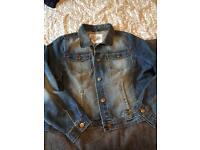 Ladies size 20 denim jacket