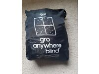 Gro anywhere black out bline
