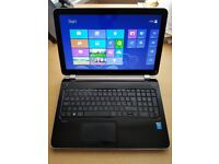 HP Touch Screen Laptop, Intel Core i5 4th Gen, 750GB HDD, 8GB Ram