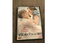 The notebook DVD