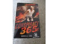 Set of 12 Books: Conspiracy 365