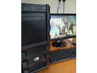12 Months Warranty i5 2500K Quad Core Complete PC Computer System with Office + WiFi
