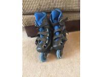 Roller skates size 13-1