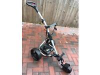 PowerBug Sport X electric golf trolley