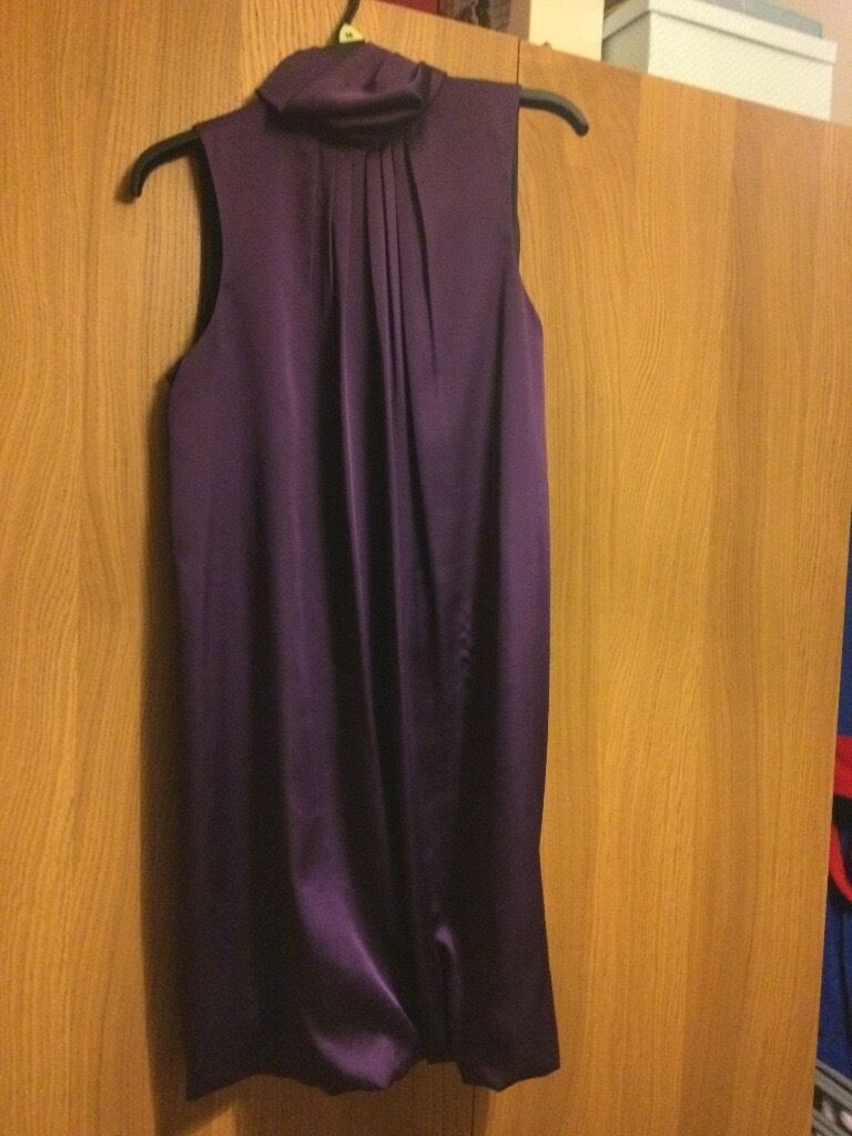 Purple dress. Size 12in County AntrimGumtree - Gorgeous dress. Perfect for nights out. Worn once. Available to try on