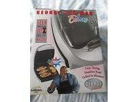 George Foreman Lean Mean Grilling machine -brand new