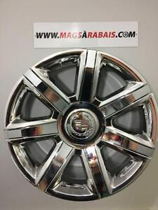 Mags Cadillac 24 '' chrome NEUF