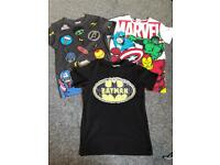 Marvel t shirts