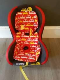 Cosatto Moova group 1 car seat