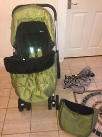 Mothercare Spin Travel System