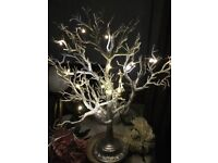 Silver Tree, Ideal for Xmas, Wedding Wish Tree, Display etc
