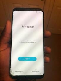 Samsung S8 + for sale