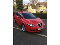 Cheap diesel seat Leon , full service history from seat