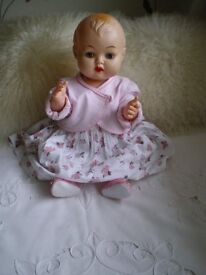 Old doll for sale.