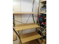 Curved stands/ shelf