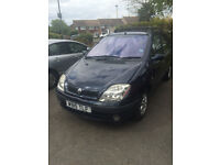 NOT LHD Automatic 1.9 DCI turbo diesel on sorn NOT LEFT HAND DRIVE
