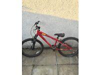 Mongoose Fireball downhill jump bike