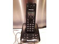 Panasonic KX-TG2721 ECO Single Cordless Telephone/Answer Machine