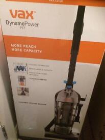 Brand Bew VAX Powerpet Vacuum
