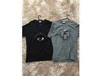 2x men's Kenzo tshirt size large £60