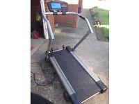 Carl Lewis Power Runner motorized treadmill