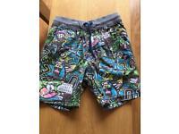 Next boys shorts age 9