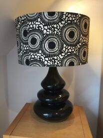 Pair of striking Monsoon Home lamps