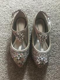 Size 10 beautiful girls Monsoon shoes