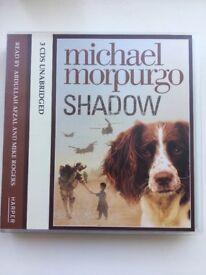 Shadow Micheal Morpurgo Audio