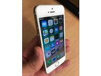 iPhone 5s gold 16gb factory unlocked immaculate condition