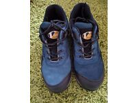 V12 Footwear VS400 Pitstop Cobalt Safety Trainers - Size 9.5 - Excellent Condition Never Been Worn