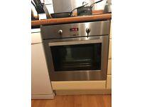 Zanuzzi single electric oven/grill
